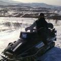 Вторая снегоходно-лыжная Экспедиция на Снежный