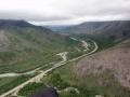 На Карамкен,  остатки высоты